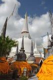 Αρχαία παγόδα στο ναό Wat Mahathat Στοκ φωτογραφίες με δικαίωμα ελεύθερης χρήσης