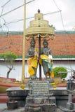Αρχαία παγόδα στο ναό Wat Mahathat Στοκ εικόνες με δικαίωμα ελεύθερης χρήσης