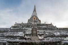 Αρχαία παγόδα του Βούδα Στοκ Εικόνα