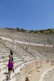 Αρχαία περιοχή Ephesus, Τουρκία Στοκ Εικόνες