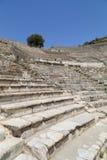 Αρχαία περιοχή Ephesus, Τουρκία Στοκ φωτογραφίες με δικαίωμα ελεύθερης χρήσης
