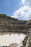 Αρχαία περιοχή Ephesus, Τουρκία Στοκ φωτογραφία με δικαίωμα ελεύθερης χρήσης