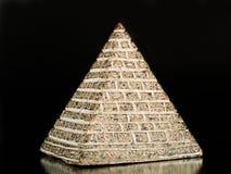 αρχαία πυραμίδα Στοκ Φωτογραφίες