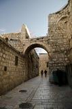 Αρχαία πόλη της Ιερουσαλήμ Στοκ Φωτογραφίες
