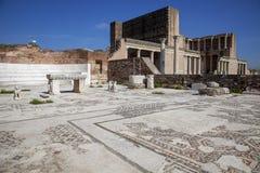 Αρχαία πόλη της Lydia Sardes σε Salihli, Manisa, Τουρκία στοκ φωτογραφίες