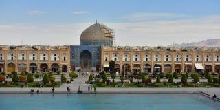 Αρχαία πόλη του Ισφαχάν στο Ιράν στοκ φωτογραφία