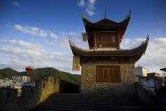 Αρχαία πόλη Changting, longyan πόλη, fujian επαρχία, Κίνα Στοκ φωτογραφίες με δικαίωμα ελεύθερης χρήσης