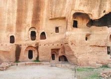 Αρχαία πόλη Dara στη Μεσοποταμία, Mardin στοκ φωτογραφίες