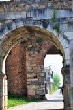 Αρχαία πόλη nicea-Nicaia-Ä°znik Στοκ Φωτογραφία