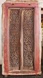 Αρχαία πόρτα ναών Στοκ εικόνες με δικαίωμα ελεύθερης χρήσης