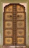 αρχαία πόρτα Στοκ φωτογραφία με δικαίωμα ελεύθερης χρήσης