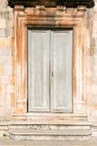 αρχαία πόρτα Στοκ Φωτογραφίες