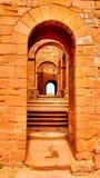 αρχαία πόρτα Στοκ Εικόνες