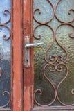 αρχαία πόρτα στοκ εικόνα με δικαίωμα ελεύθερης χρήσης