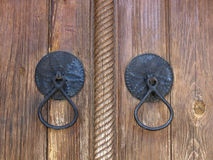 αρχαία πόρτα στοκ φωτογραφία