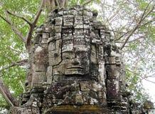 Αρχαία πόλη ναών Wat Ankgor Στοκ εικόνες με δικαίωμα ελεύθερης χρήσης