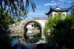 Αρχαία πόλη της Κίνας Στοκ Εικόνες