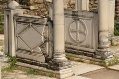 αρχαία πόλη Στοκ Εικόνα