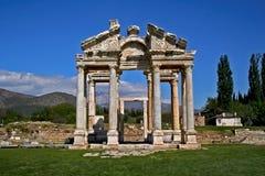 Αρχαία πόλη Aphrodisias Στοκ φωτογραφίες με δικαίωμα ελεύθερης χρήσης