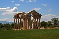 Αρχαία πόλη Aphrodisias Στοκ Εικόνες