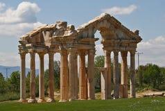 Αρχαία πόλη Aphrodisias Στοκ Εικόνα