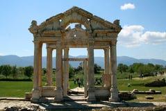 Αρχαία πόλη Aphrodisias Στοκ εικόνες με δικαίωμα ελεύθερης χρήσης