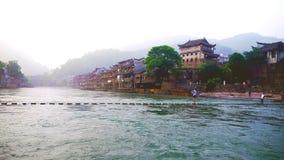 Αρχαία πόλη Fenghuang Στοκ εικόνα με δικαίωμα ελεύθερης χρήσης