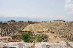 αρχαία πόλη pamukkale Τουρκία στοκ φωτογραφία