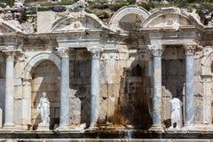 Αρχαία πόλη Sagalassos Στοκ Φωτογραφίες