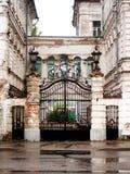 αρχαία πύλη Στοκ Εικόνες