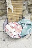 Αρχαία σαπούνια artisans Στοκ Φωτογραφία