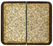 αρχαία σελίδα βιβλίων Στοκ Φωτογραφία