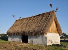 αρχαία σιταποθήκη Στοκ Φωτογραφίες