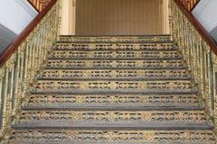 Αρχαία σκάλα Στοκ Φωτογραφίες