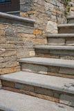 Αρχαία σκαλοπάτια Στοκ Εικόνα