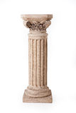 αρχαία στήλη Στοκ εικόνα με δικαίωμα ελεύθερης χρήσης