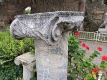 αρχαία στήλη Στοκ Φωτογραφία