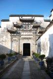 αρχαία χωριά της Κίνας hongcun Στοκ εικόνες με δικαίωμα ελεύθερης χρήσης