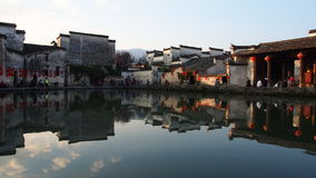 Αρχαία χωριά Hongcun Στοκ φωτογραφία με δικαίωμα ελεύθερης χρήσης