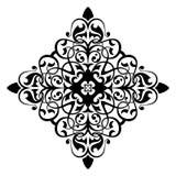 αρχαία διακόσμηση Στοκ φωτογραφίες με δικαίωμα ελεύθερης χρήσης