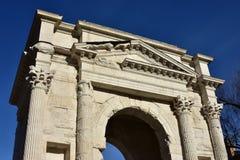 Αρχαία Arco σοφίτα Gavi dei, στο κέντρο της Βερόνα Στοκ Εικόνα