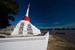 αρχαία koh kret παγόδα nonthaburi Στοκ εικόνες με δικαίωμα ελεύθερης χρήσης