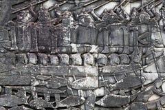 Αρχαίες ανακουφίσεις Angkor Thom, Καμπότζη Στοκ εικόνες με δικαίωμα ελεύθερης χρήσης