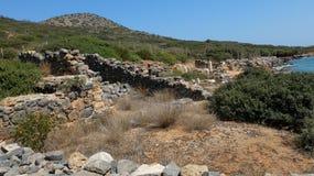 Αρχαίες ανασκαφές στοκ φωτογραφία