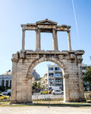 Αρχαίες Ελλάδα - Αθήνα Στοκ Εικόνα