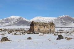 αρχαίες καταστροφές εκ&kap Στοκ Εικόνες