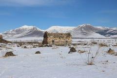 αρχαίες καταστροφές εκ&kap Στοκ φωτογραφίες με δικαίωμα ελεύθερης χρήσης