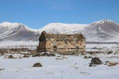 αρχαίες καταστροφές εκ&kap Στοκ Φωτογραφία