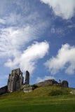 Αρχαίες καταστροφές οχυρών του Castle Στοκ Εικόνα