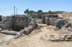 αρχαίες καταστροφές πόλεων στοκ φωτογραφία με δικαίωμα ελεύθερης χρήσης